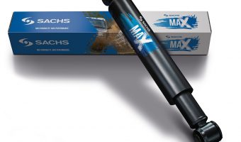 SACHS 'MAXES' SUCCESS OF NEW HD SHOCK ABSORBER