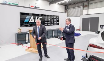 AUTO INNOVATION CENTRE OPENS TO SERVE THE AUTOMOTIVE INDUSTRY