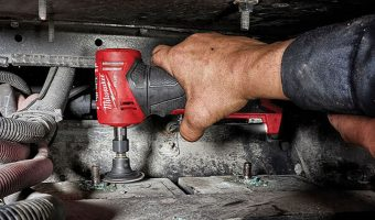 MILWAUKEE TOOL RIGHT ANGLE DIE GRINDER