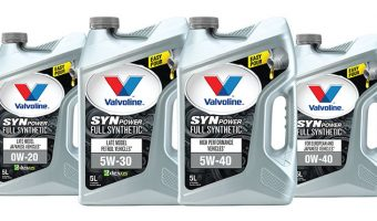 VALVOLINE EXPLAINS NEW STANDARDS