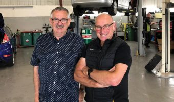 AUTOCARE SPEAKER MAKES EARLY TRIP TO AUSTRALIA