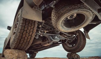 MONROE DEVELOPS SUSPENSION FOR NISSAN NAVARA N-TREK WARRIOR