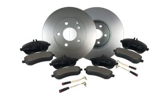 JP GROUP ZINC COATED BRAKE DISCS