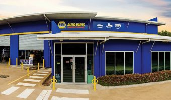 THE NEW NAME IN AUTOMOTIVE AFTERMARKET