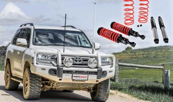 THE IMPORTANCE OF QUALITY UPGRADED 4WD SUSPENSION