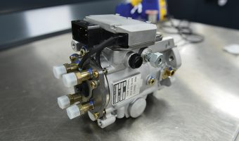 ELECTRONICALLY-CONTROLLED PUMPS
