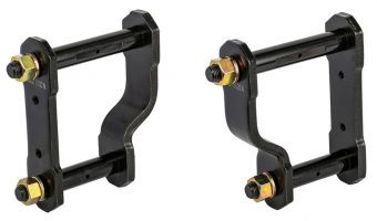 NEW GREASABLE SHACKLE KITS RELEASED