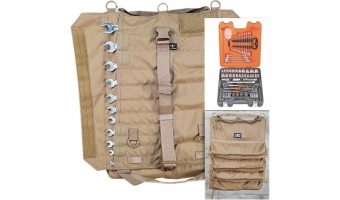4WD TOOL  ROLL KIT