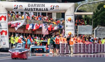 BRIDGESTONE WORLD SOLAR CHALLENGE INCREASES REAL WORLD APPLICATIONS EMPHASIS