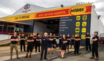 MIDAS NETWORK CONTINUES TO EXPAND