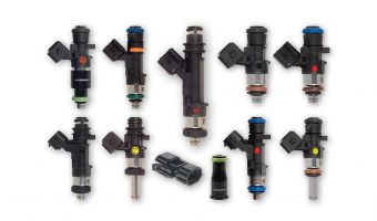 PAT RACING AND PERFORMANCE INJECTOR RANGE UPGRADED