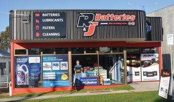 R&J BATTERIES OPENS ITS 23RD STORE