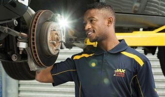 CUSTOMER-CENTRIC APPROACH PAYS OFF FOR JAX TYRES AND AUTO