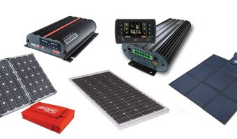 EFFICIENT SOLAR SETUPS FOR AUTOMOTIVE TOURING