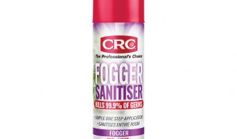 NEW CRC FOGGER SANITISER