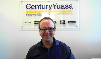 CENTURY YUASA APPOINTS NATIONAL SALES MANAGER
