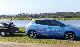 CAN ELECTRIC VEHICLES TOW?