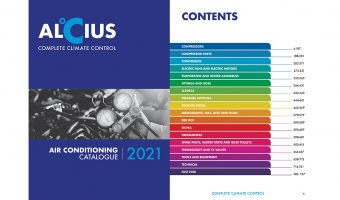 ALCIUS: FOR COMPLETE CONTROL