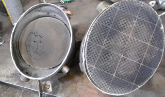 LOW PRESSURE AND EGR COOLER BLOCKAGES