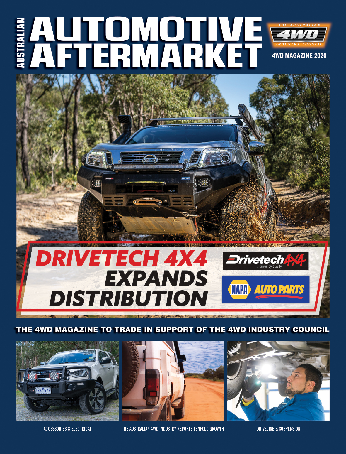 THE 4WD MAGAZINE
