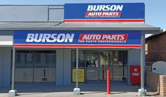 190 BURSON AUTO PARTS STORES AND COUNTING
