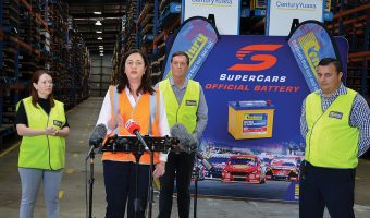 AUSSIE BATTERY MANUFACTURER CHARGES AHEAD WITH MAJOR EXPANSION