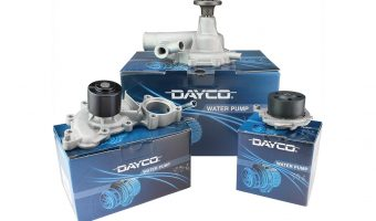 DAYCO WATER PUMP AND THERMOSTAT RANGE