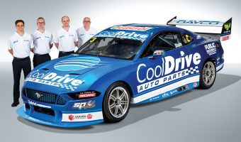 COOLDRIVE RACING LAUNCHES NEW SUPERCARS TEAM