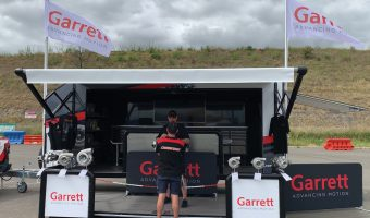 GARRETT: A TURN AHEAD OF THE COMPETITION