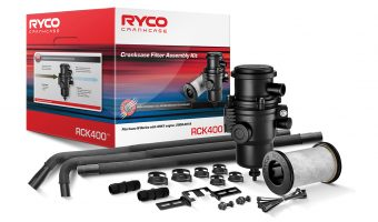 RYCO FILTERS LAUNCHES ISUZU N SERIES CATCHCAN KIT
