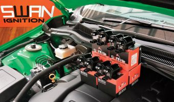 SWAN IGNITION COILS