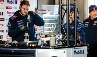 MOBIL 1 AND WAU: A TRUE TECHNICAL PARTNERSHIP