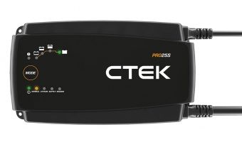 CTEK COMPLETES SIX-WEEK WORKSHOP TRIAL
