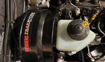 TRAKRYDER DUAL DIAPHRAGM BRAKE BOOSTER