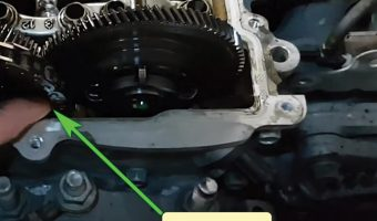 IVS 360 TEAM TACKLES TIMING CHAIN RATTLE