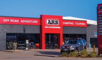 ARB ACQUIRES AUTO STYLING TRUCKMAN GROUP
