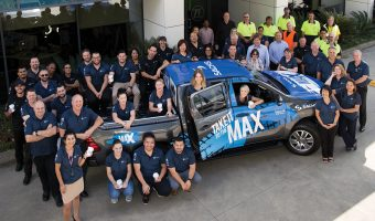 RECORD YEAR FOR ZF SERVICES AUSTRALIA