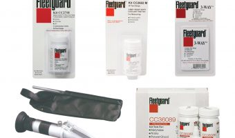 COOLANT TEST STRIPS AND REFRACTOMETERS