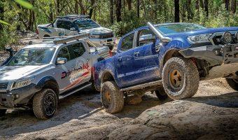 DRIVETECH 4X4: AUSTRALIA'S FASTEST GROWING 4X4 BRAND