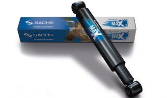 SACHS MAX 4X4 RANGE CONTINUES TO GROW