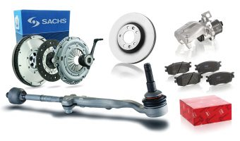 THE NEXT GEN AFTERMARKET IS HERE WITH ZF
