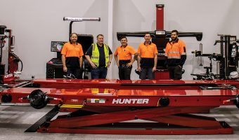NEW NATIONAL TRAINING FACILITY OPENED IN BRISBANE