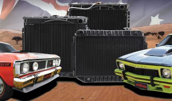 ADRAD OFFERS COOLING SOLUTIONS FOR CLASSIC AUSSIE CARS