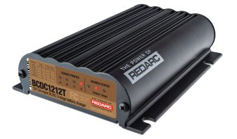 REDARC LAUNCHES NEW GENERATION TRAILER BATTERY CHARGER