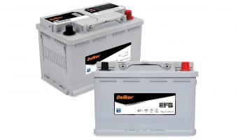 DELKOR EFB AND AGM BATTERIES