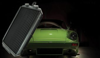 THE OIL COOLER THE PORSCHE WORLD HAD BEEN WAITING FOR