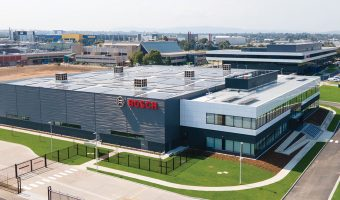 BOSCH OPENS NEW MANUFACTURING AUTOMATION CENTRE