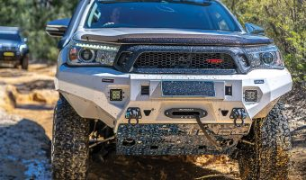 UN-RIVALED 4X4 PROTECTION