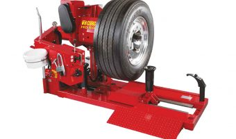 NEW HD500 SEMI-AUTOMATIC TYRE CHANGER