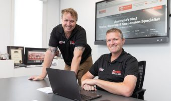 PEDDERS JOINS THE FAMILY BUSINESS AUSTRALIA ASSOCIATION